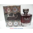 Raghba Classic By Lattafa Perfumes (Woody, Sweet Oud, Bakhoor) Oriental Perfume 100ML Sealed box  Rare Hard to Find