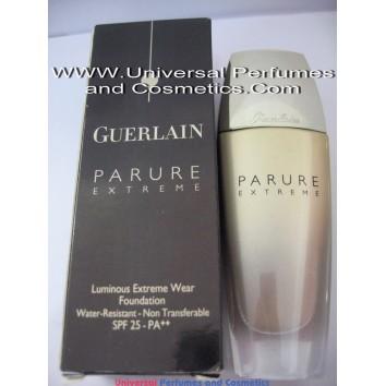 Guerlain Parure Extreme Luminous Extreme Wear Foundation #31 Ambre Pale SPF25 Water Resistant 30ml