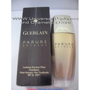Guerlain Parure Extreme Luminous Extreme Wear Foundation #13 Rose Naturel SPF25 Water Resistant 30ml