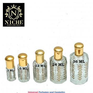 Golden Dust By Luzi  Unisex Concentrated Premium Perfume Oil (15523) Luzi
