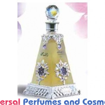 Arba Wardat Arabian Fragrance Perfume by Rasasi Attar