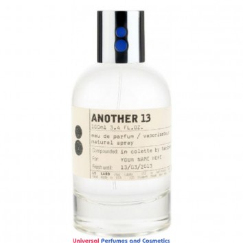 Our impression of Another 13 Le Labo Unisex Perfume Oil (10005) Ultra Premium Grade Luz