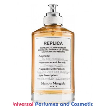 Our impression of By the Fireplace Maison Martin Margiela Unisex Concentrated Premium Perfume Oil (10013) Ultra Premium Grade Luz