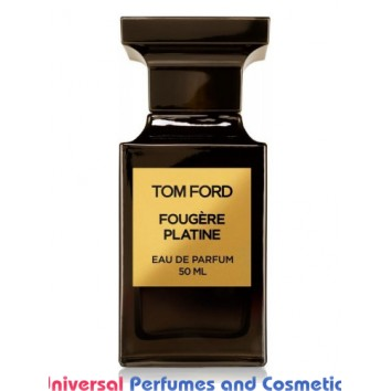 Our impression of Fougère Platine Tom Ford Unisex Perfume Oil (10059) Ultra Premium Grade