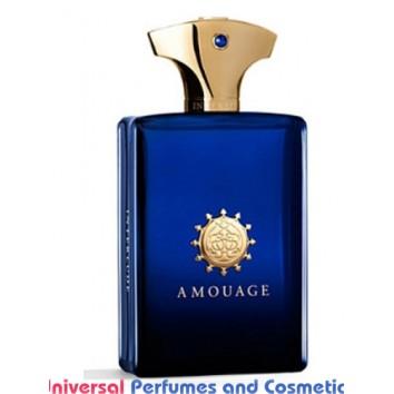 Our impression of Interlude Man Amouage for men Perfume Oil (10105) Ultra Premium Grade Luz
