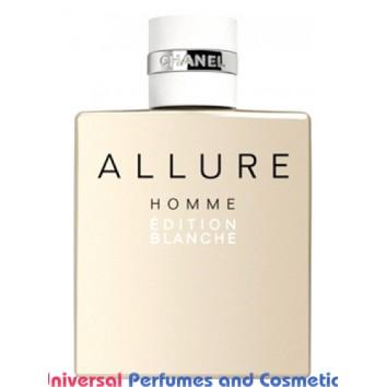 Our impression of Allure Homme Edition Blanche Chanel for men Perfume Oil (10116) Ultra Premium Grade