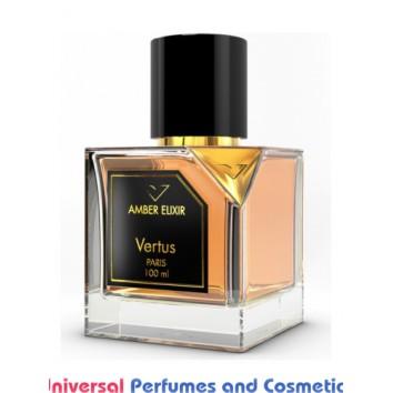Our impression of Amber Elixir Vertus Unisex Ultra Premium Oil Grade (10148) Luzi