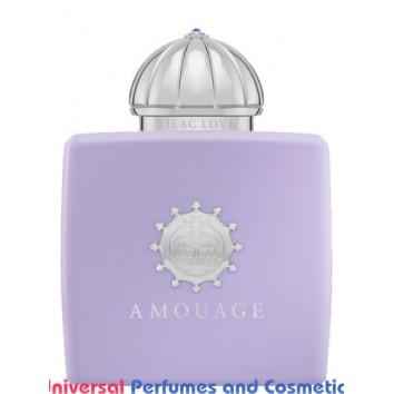 Our impression of Lilac Love Amouage for Women Ultra Premium Perfume Oil (10175UB)