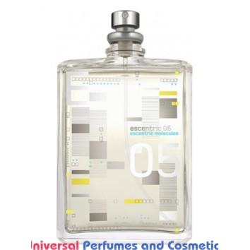Our impression of Escentric 05 Escentric Molecules Unisex Ultra Premium Perfume Oil (10195UBT)