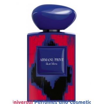 Our impression of Ikat Bleu Giorgio Armani Unisex Ultra Premium Perfume Oil (10210UAF)