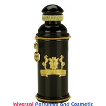Our impression of Black Muscs Alexandre.J Unisex Ultra Premium Perfume Oil (10228)