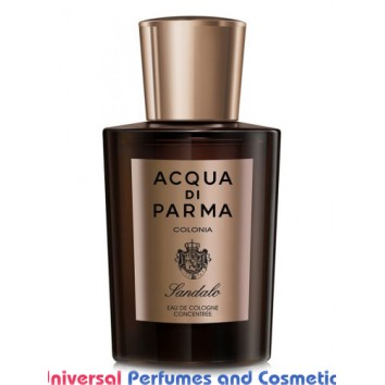 Our impression of Colonia Sandalo Concentrée Acqua di Parma for Men Ultra Premium Perfume Oil (10282)