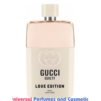 Our impression of Guilty Love Edition MMXXI pour Femme Gucci for Women Ultra Premium Perfume Oil (10311)