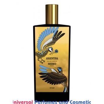 Our impression of Argentina Memo Paris Unisex Ultra Premium Perfume Oil (10316)