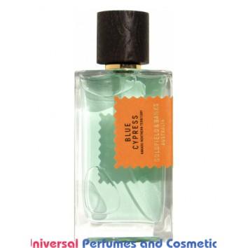 Our impression of Blue Cypress Goldfield & Banks Australia Unisex Ultra Premium Perfume Oil (10323)