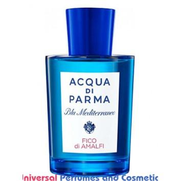 Our impression of Acqua di Parma Blu Mediterraneo - Fico di Amalfi Acqua di Parma Unisex Ultra Premium Perfume Oil (10372)