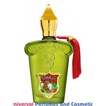 Our impression of Corallo Xerjoff Unisex Ultra Premium Perfume Oil (10374)