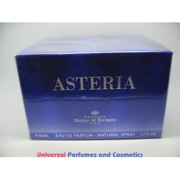 ASTERIA BY MARINA DE BOURBON WOMEN PERFUME 1.7 OZ /50 ML EDP SPRAY NEW IN BOX