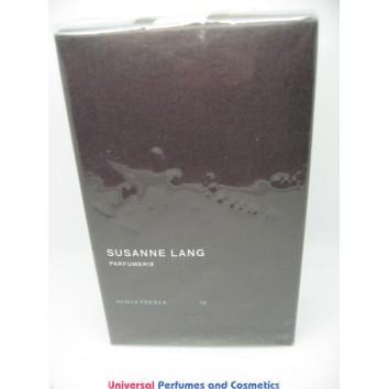 ACQUA FRESCA BY SUSANNE LANG PARFUMERIE 100 ML E.D.P VINTAGE FORMULA DISCONTINUED NEW IN FACTORY BOX ONLY $99.99