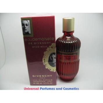 EAUDEMOISELLE DE GIVENCHY AMBRE VELURS BY GIVENCHY 100ML E.D.P SEALED BOX ONLY $139.99