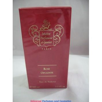 Maitre Parfumeur et Gantier Rose Opulente Eau De Toilette Spray 100ml/3.3oz