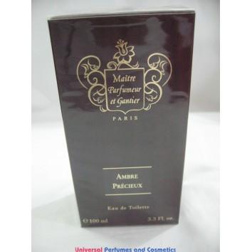 Maitre Parfumeur et Gantier Ambre Precieux Eau De Toilette Spray 100ml/3.3oz