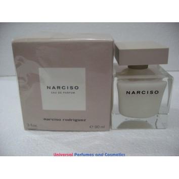 NARCISO NARCISO RODRIGUEZ EAU DE PARFUM SPRAY 90ML/ 3.OZ NEW IN SEALED BOX