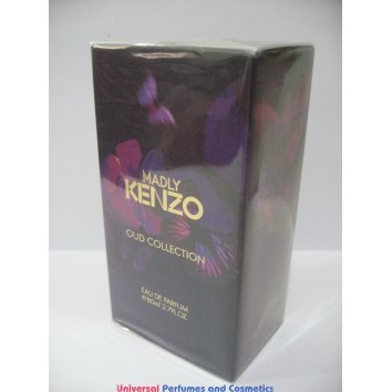 MADLY KENZO OUD BY KENZO  80ML EAU DE PARFUM NEW FACTORY SEALED BOX $109.99