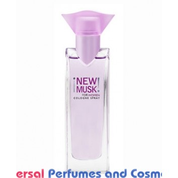 New Musk by Prince Matchabelli Generic Oil Perfume 50 Grams 50ML (001040)
