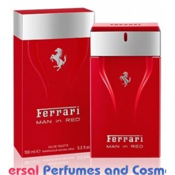 Man in Red By Ferrari Generic Oil Perfume 50ML (000965)