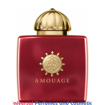 Our impression of Journey Woman Amouage Concentrated Premium Oil Perfume (05092) Luzi