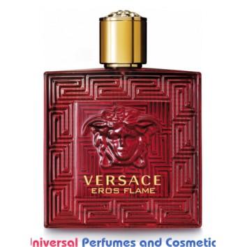 Eros Flame Versace Men Concentrated Premium Perfume Oil (15652) Luzi