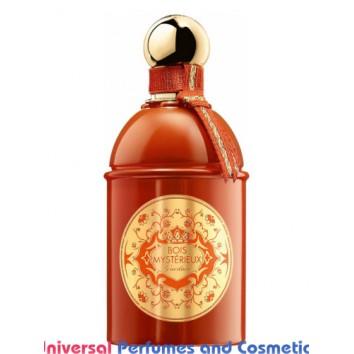 Bois Mystérieux Guerlain for Women and Men Concentrated Premium Perfume Oil (005516) Luzi