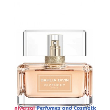 Dahlia Divin Nude Eau de Parfum Givenchy for Women Concentrated Perfume Oil (001894)