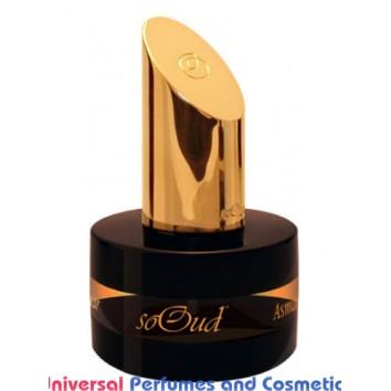 Asmar SoOud Unisex Concentrated Premium Perfume Oil (05151) Luzi
