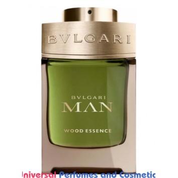 Bvlgari Man Wood Essence Concentrated Premium Perfume Oil (005296) Premium