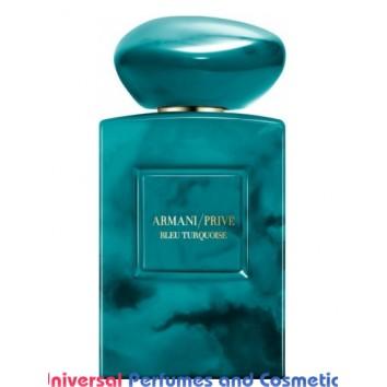 Armani Privé Bleu Turquoise Giorgio Armani Unisex  Concentrated Premium Perfume Oil (005303) Luzi