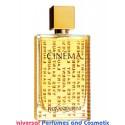 Cinema Yves Saint Laurent for Women Concentrated Premium Perfume Oil (005439) Luzi