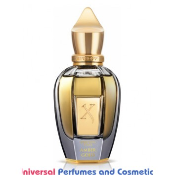 Amber Gold Xerjoff for Women and Men Concentrated Premium Perfume Oil (005525) Luzi