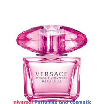 Bright Crystal Absolu Versace Women Concentrated Premium Perfume Oil (05540) Luzi