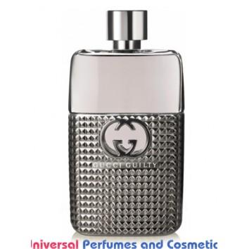 Gucci Guilty Studs Pour Homme Men Concentrated Premium Perfume Oil (005551) Luzi