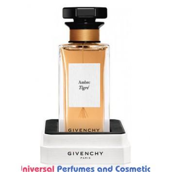 Ambre Tigré Givenchy Unisex Concentrated Premium Perfume Oil (005553) Luzi