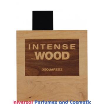 Intense He Wood DSQUARED² Men Concentrated Premium Perfume Oil (005555) Luzi