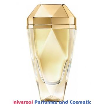 Lady Million Eau My Gold! Robanne Women Concentrated Premium Perfume Oil (005562) Luzi