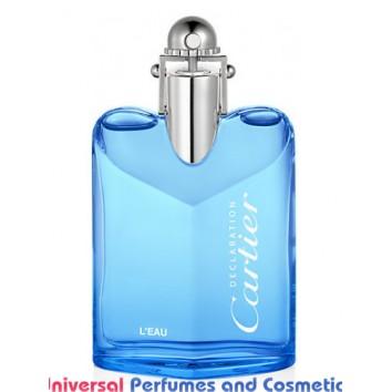 Declaration L'Eau Cartier Men Concentrated Premium Perfume Oil (005568) Luzi