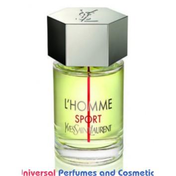L'Homme Sport Yves Saint Laurent Men Concentrated Premium Perfume Oil (005569) Luzi