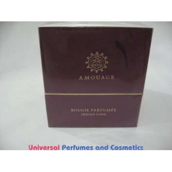 Amouage Indian Song Large Candle with Lid - 195g