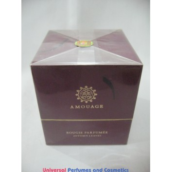 Amouage Autumn Leaves Large Candle with Lid - 195g