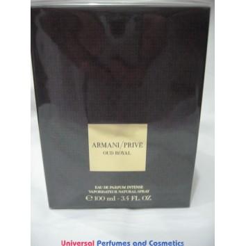 ARMANI PRIVE OUD ROYAL EAU DE PARFUM 100ML NEW  IN FACTRY SEALED BOX $269.99