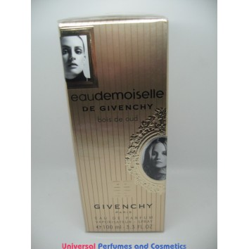 EAUDEMOISELLE DE GIVENCHY BOIS DE OUD BY GIVENCHY 100ML E.D.P BRAND NEW IN SEALED BOX ONLY  $139.99